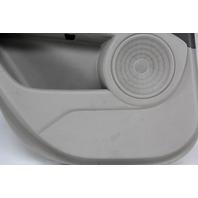 Acura RDX 07-12 Rear Left/Driver Side Door Panel Tan/Grey OEM 67550-STK-A90ZZ