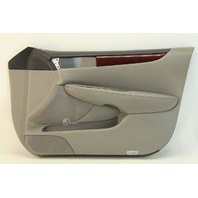 Lexus ES300 02-03 Front Passenger Door Panel Trim, Gray Leather 67620-3T062-B2