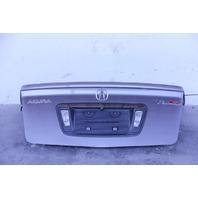 Acura TL Type-S Decklid Deck Lid Trunk Grey Gray 68500-SEP-A70ZZ OEM 07-08
