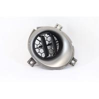 Nissan Juke 11-15 Right Dash A/C Air Conditioner Vent, Black/Chrome  68760-1KM0A