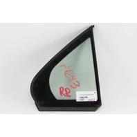 Acura RL 05 06 07 08 Rear Right/Passenger Vent Glass 73410-SJA-C02 OEM