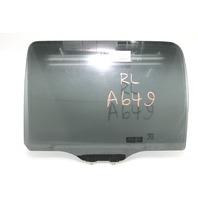 Honda Ridgeline Rear Left/Driver Door Glass Window 73450-SJC-A00 OEM 06-14