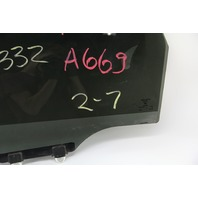 Acura RDX  73450-STK-A00 Rear Left/Passenger Door Glass Window OEM 09-12