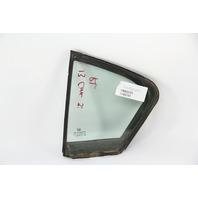 Honda Civic Rear Left Door Vent Privacy Glass 73491-TR6-A01  OEM 13-15 2013 2015