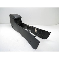 Ford Fusion 10-11 Center Console With Arm Rest, Black Leather