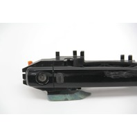 Infiniti G37 Sedan 08-13 Exterior Door Handle W/ Bracket Black Front Left OEM