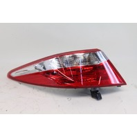 Toyota Camry Tail Light, Lamp Quarter Rear Left 81550-06640 OEM 2014-2016