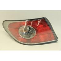 Lexus ES300 ES330 02 03 04 Tail light, Lamp Quarter Rear Left 81561-33280