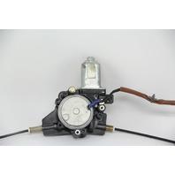 Infiniti QX56 04-10 Power Window Regulator With Motor, Rear Right 82720-ZC30A