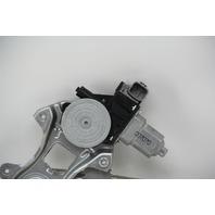Nissan Cube Rear Left/Driver Window Regulator 82721-1FA0A OEM 09-10