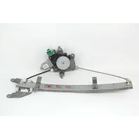 Infiniti G25 11-12 Window Regulator With Motor Rear Left/Driver 82721-JK000