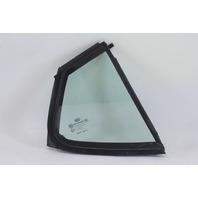 Kia Optima Hybrid 11 12 13 Rear Door Vent Right Glass Window 83427 2T010