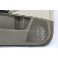 Acura MDX Front Left/Driver Door Panel Ivory 83551-STX-A12ZC OEM 2009