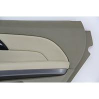 Acura MDX Rear Right/Passenger Door Panel Ivory 83731-STX-A02ZB OEM 07-09