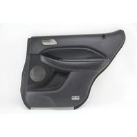 Acura MDX Door Panel Trim Rear Right Passenger Black 83733-S3V-A10 OEM 04 05 06