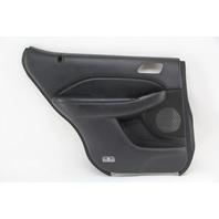 Acura MDX Door Panel Trim Rear Left Driver Black 83783-S3V-A10 OEM 04 05 06
