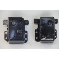Nissan Cube Rear Bumper Reinforcement Bracket Set OEM 09 10 11 12 13 14