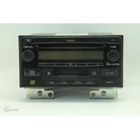 Toyota 4Runner 03-05 Radio Cd Cassette Player 86120-35220
