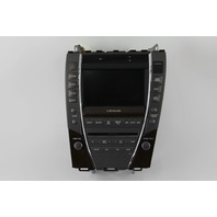 Lexus ES350 Stereo 10-11 Radio Climat Control Hazard CD Player 86805-53240 OEM