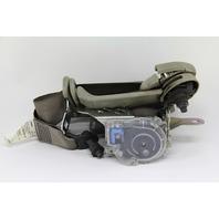 Infiniti G35  Front Left/Driver Seat Belt Seatbelt Tan 86885-AM805 OEM 03-04