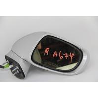 Lexus ES350  87910-33880-B1 Front Right Door Rear View Mirror Gray 10 11 12