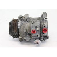 Toyota Highlander 08-09 A/C Compressor 3.5L W/ Rear AC, 88370-28020 Factory OEM