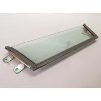 Nissan 350Z Convertible 05-09 Back Glass, Rear Wind Deflector Window