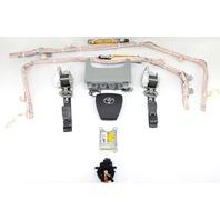 Toyota Prius Air Bag Set Curtain, Wheel, SRS Unit, Knee, Seatbelt, OEM 10-13