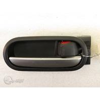 Mazda 2 11-14 Exterior Door Handle, Front Right Black D651-58-330A-02