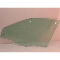 Mitsubishi Galant 99-03 Door Glass Window, Front Left/Driver Side