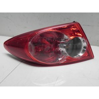 Mazda 6 03-05 Quarter Mounted  Left Driver Side Tail Lamp, Light