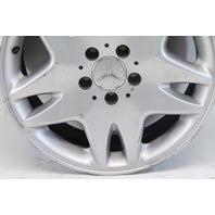 Mercedes CL500 00-05 Alloy Wheel Rim Disc 10 Spoke 17 Inch, 2204010202 #2