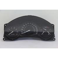 Saab 9-3 03 04 05 06 Speedometer Gauge Cluster Meter, Odometer 143K Mil 12785197