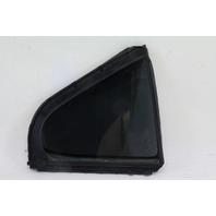 Lexus ES350 Rear Quarter Glass Window Left/Driver Side, 08-12