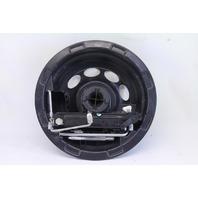 Mercedes C230 Sedan 02-05 Spare Tire Tool Kit Set Assembly, OEM