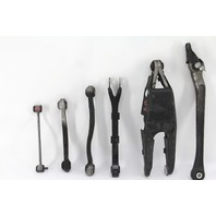 Mercedes CLS500 Rear Right Lower Upper Control Arm 6 Piece Set Kit 2006