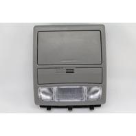 Toyota Camry Overhead Sunglass Console Map Light Gray 63650-06040 OEM 07-11