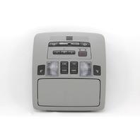Lexus ES350 Overhead Console Pocket HomeLink Dome Light Gray/Grey OEM 11-12