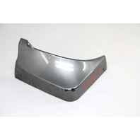 Nissan 350Z 03-06 Rear Bumper Mud Guard, Rear Right/Passenger Side Gray/Grey