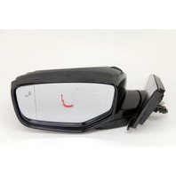 Acura ILX Left/Driver Door Mirror Grey W/ Blind Spot 76258-TV9-A11 OEM 16 17 18