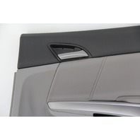 Honda Accord Sedan 08 09 10 11 12 Door Panel Rear Right, Cloth, Gray 83702-TA0-A