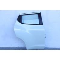 Nissan Juke 11-14, Rear Right/Pass. Door Assy. White HBA0M-1KAMA, Factory OEM