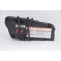 Infiniti FX35 FX50 SRS Seat Air Bag, Right Passenger K8EHM-1CA0A OEM 09-12