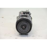 Mercedes C230 2002 A/C Air Conditioner Compressor w/ Pulley R-001230551188