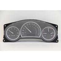 Saab 9-3 03-06 Speedometer Gauge Cluster Meter Odometer A/T MPH N/A Miles, OEM