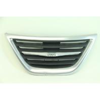 Saab Sedan 9-3 08 09 10 11 Front Bumper Center Grille Grill, Chrome 12765507