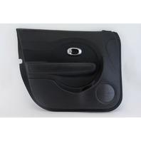 Kia Soul 14-15 Door Panel Black Front Left/Driver Side Cloth OEM