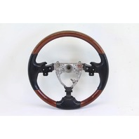 Lexus ES350 Steering Wheel with Wood Grain Trm, Black, 2007 2008 2009