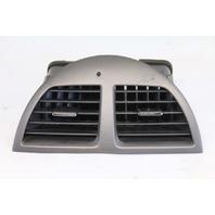 Lexus ES350 Center A/C Vent Grey OEM 07 08 09 10 11 12