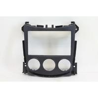 Nissan 370Z Climate Control Temperature Unit Panel Bezel 3.7L OEM 09-15